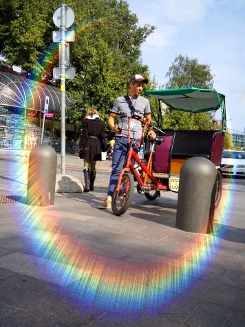 Rainbow Taxi